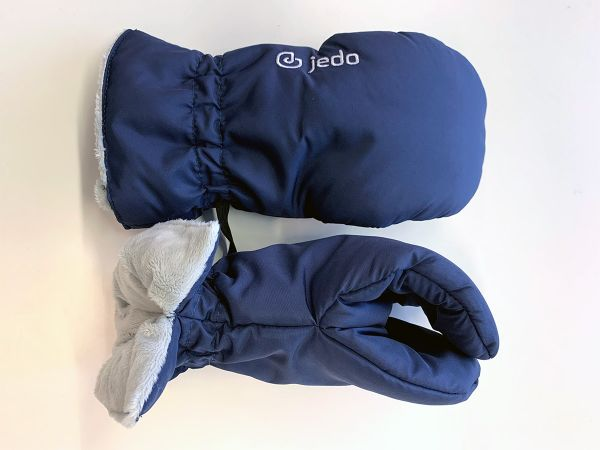 Jedo Handschuhe - blau