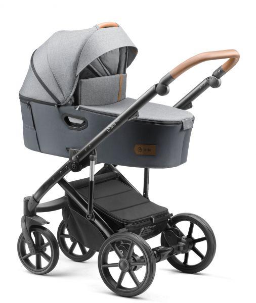 Jedo Tamel Kinderwagen - E30 - inkl. Sportwagen & Wickeltasche