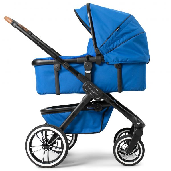 Teutonia TRIO Kinderwagen - Urban Blue