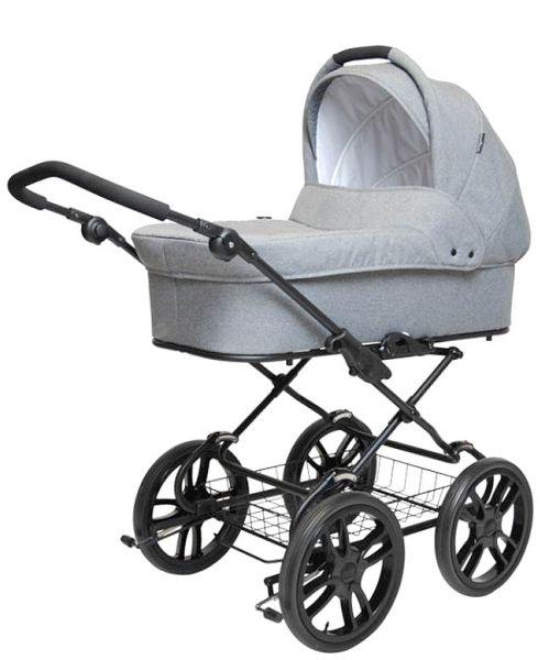 Basson Baby Grande Gray Kinderwagen