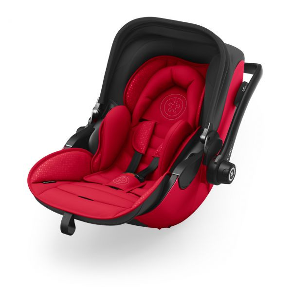 Kiddy Evoluna i-Size 2 - Chili Red