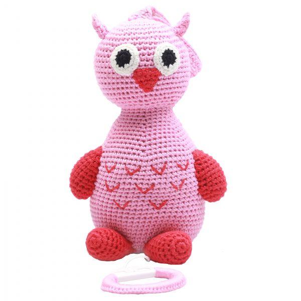 "Spieluhr - Mrs. Owl - ""La-Le-Lu"""