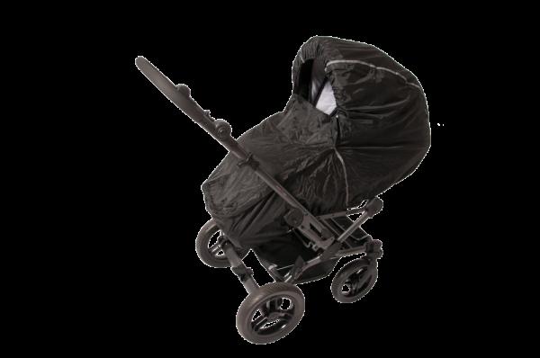 Regenverdeck universal Sportwagenaufsatz / Buggy mit Tasche