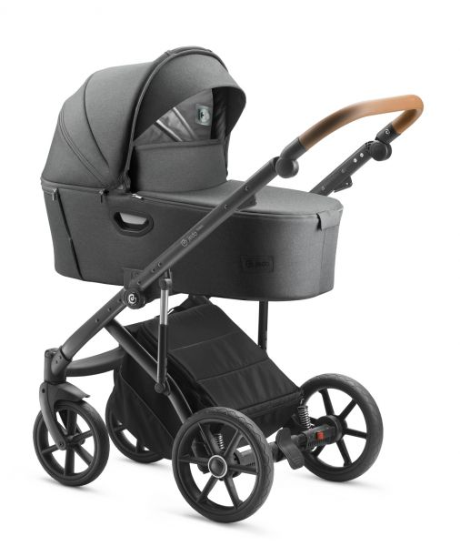 Jedo Tamel Kinderwagen 2019 - E12 - inkl. Sportwagen & Wickeltasche