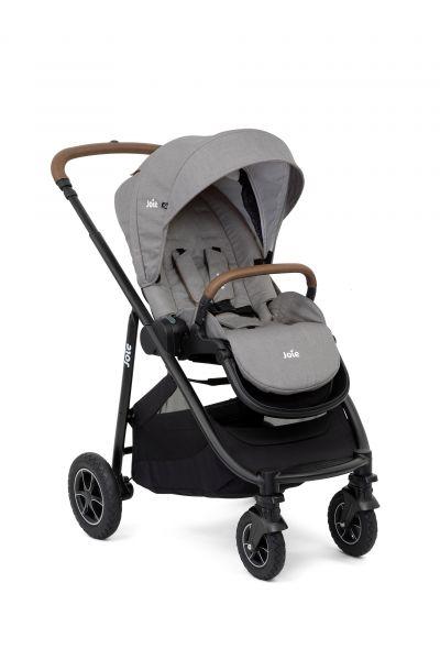Joie versatrax Sportwagen / Kinderwagen - Gray Flannel