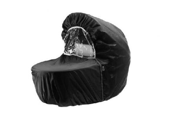 Regenverdeck schwarz Jedo
