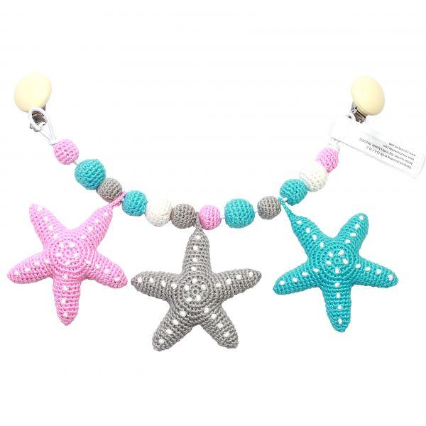 Kinderwagen Mobilé - starfish girls