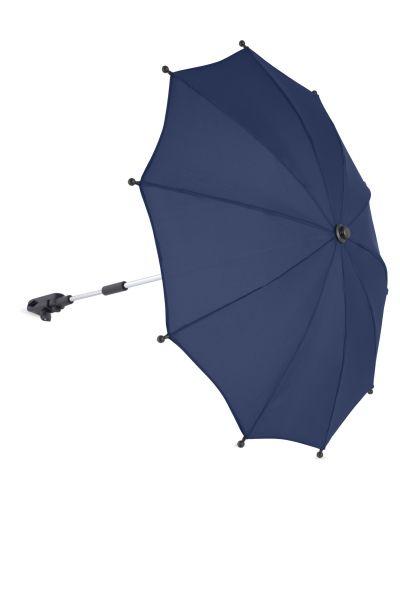 Sonnenschirm für Kinderwagen - Marineblau