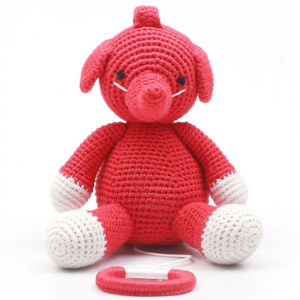 "Spieluhr - Mrs Elephant - ""La-Le-Lu"""