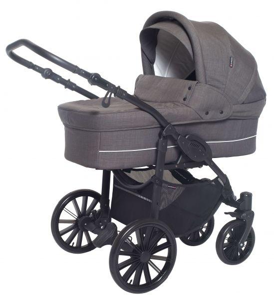 Basson Baby Nordic Lux 85 Kinderwagen - Dusty Storm