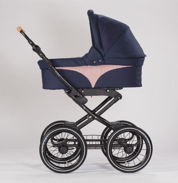 Naturkind Vita Kinderwagen - Blaufink