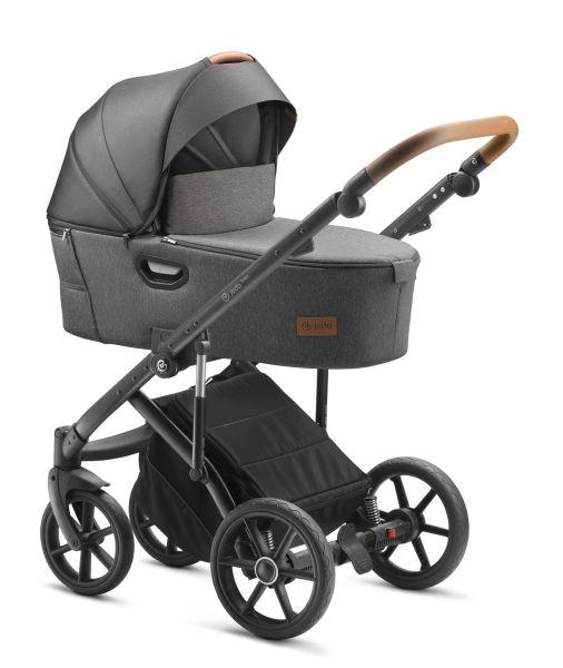 Jedo Tamel Kinderwagen 2020 - E21 - inkl. Sportwagen & Wickeltasche