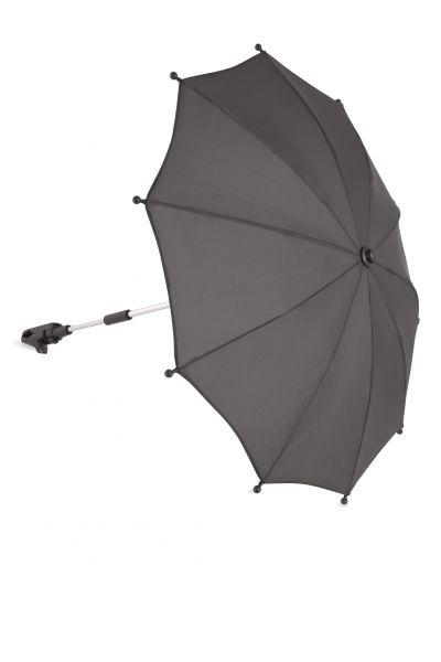 Sonnenschirm für Kinderwagen - Grau