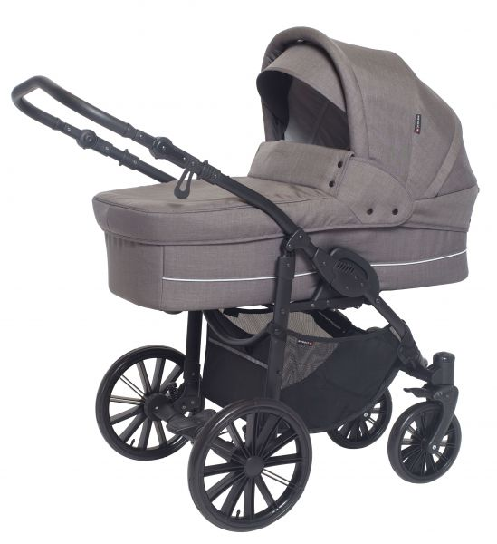 Basson Baby Nordic Lux 85 Kinderwagen - Dusty Oak