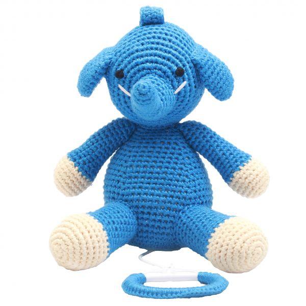 "Spieluhr - Mr. Elephant - ""La-Le-Lu"""