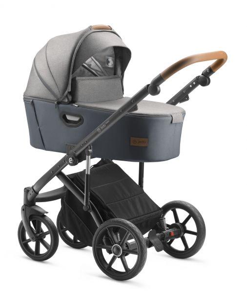 Jedo Tamel Kinderwagen 2019 - E10 - inkl. Sportwagen & Wickeltasche