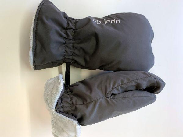 Jedo Handschuhe - grau