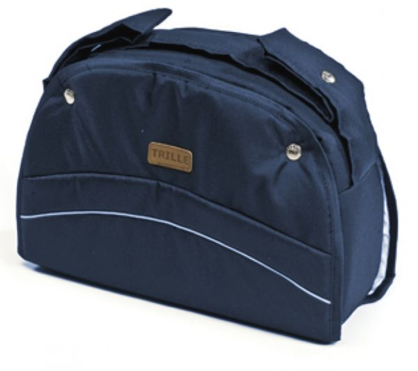 Wickeltasche Trille Dream / Hippa - marineblau
