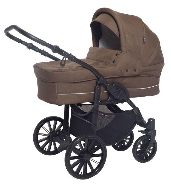Basson Baby Nordic Lux Kinderwagen - Dusty Forest